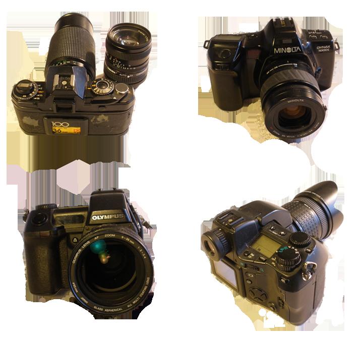 Kameras Geschichte